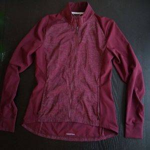Womens adidas supernova running zip up jacket
